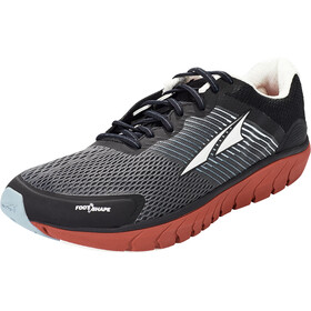 Altra Provision 4 Running Shoes Men, black/grey/red